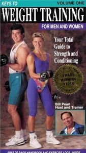 Picture of Keys to Weight Training for Men/Women VHS