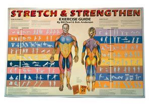 Picture of Stretch & Strengthen Exercise Guide