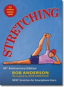 Picture of 40th Anniversary STRETCHING book